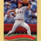 1997 Stadium Club Baseball #133 Roger Pavlik - Texas Rangers