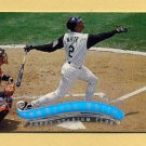1997 Stadium Club Baseball #125 Devon White - Florida Marlins