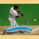 1997 Stadium Club Baseball #097 Jermaine Allensworth - Pittsburgh Pirates