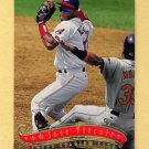1997 Stadium Club Baseball #088 Jose Vizcaino - Cleveland Indians