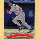 1997 Stadium Club Baseball #078 Todd Walker - Minnesota Twins