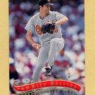 1997 Stadium Club Baseball #021 Mike Mussina - Baltimore Orioles