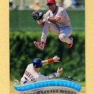 1997 Stadium Club Baseball #017 Barry Larkin - Cincinnati Reds
