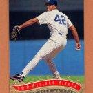 1997 Stadium Club Baseball #011 Mariano Rivera - New York Yankees