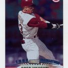 1999 Stadium Club Baseball #311 Greg Vaughn - Cincinnati Reds