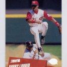 2000 Stadium Club Baseball #030 Barry Larkin - Cincinnati Reds