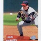 2000 Stadium Club Baseball #011 Sean Casey - Cincinnati Reds