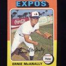 1975 Topps Baseball #318 Ernie McAnally - Montreal Expos