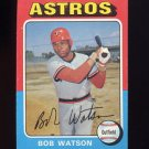 1975 Topps Baseball #227 Bob Watson - Houston Astros