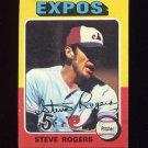 1975 Topps Baseball #173 Steve Rogers - Montreal Expos