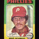 1975 Topps Baseball #070 Mike Schmidt - Philadelphia Phillies