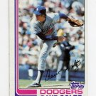 1982 Topps Baseball #674 Dave Goltz - Los Angeles Dodgers