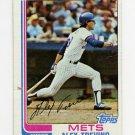 1982 Topps Baseball #368 Alex Trevino - New York Mets