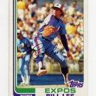 1982 Topps Baseball #323 Bill Lee - Montreal Expos