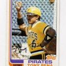 1982 Topps Baseball #138 Tony Pena - Pittsburgh Pirates