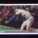 1994 Topps Gold Baseball #699 Pete Schourek - New York Mets