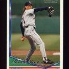1994 Topps Gold Baseball #381 Chuck Finley - California Angels