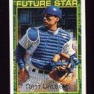 1994 Topps Gold Baseball #329 Matt Walbeck - Chicago Cubs