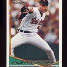 1994 Topps Gold Baseball #271 Brad Pennington - Baltimore Orioles