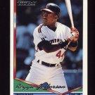 1994 Topps Gold Baseball #121 Reggie Jefferson - Cleveland Indians
