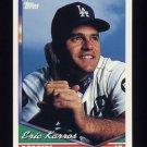 1994 Topps Baseball #115 Eric Karros - Los Angeles Dodgers