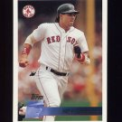 1996 Topps Baseball #362 Jose Canseco - Boston Red Sox
