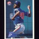 1996 Topps Baseball #303 Pedro Martinez - Montreal Expos