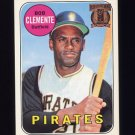 1998 Topps Baseball Clemente #15 Roberto Clemente 1969 - Pittsburgh Pirates
