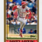 1998 Topps Baseball #302 Barry Larkin - Cincinnati Reds