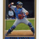 1998 Topps Baseball #100 Mike Piazza - Los Angeles Dodgers