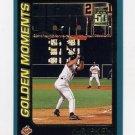 2001 Topps Baseball #384 Cal Ripken GM - Baltimore Orioles