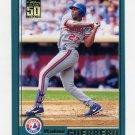 2001 Topps Baseball #300 Vladimir Guerrero - Montreal Expos