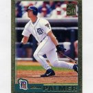 2001 Topps Gold Baseball #410 Dean Palmer - Detroit Tigers 0854/2001