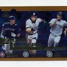 2002 Topps Baseball #338 Alex Rodriguez / Ichiro / Bret Boone