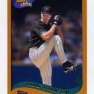 2002 Topps Baseball #200 Randy Johnson - Arizona Diamondbacks