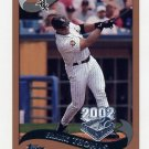 2002 Topps Opening Day Baseball #142 Frank Thomas - Chicago White Sox