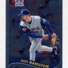 2002 Topps Chrome Baseball #259 Joey Hamilton - Toronto Blue Jays
