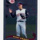 2002 Topps Chrome Baseball #196 Danny Graves - Cincinnati Reds