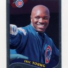 2002 Topps Chrome Baseball #028 Eric Young - Chicago Cubs