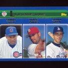 2003 Topps Baseball #344 NL Runs Scored LL Sammy Sosa / Albert Pujols / Shawn Green