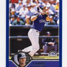 2003 Topps Baseball #140 Larry Walker - Colorado Rockies