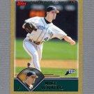 2003 Topps Traded Gold Baseball #T035 Mike Venafro - Tampa Bay Devil Rays 0450/2003