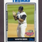 2005 Topps Opening Day Baseball #075 Frank Thomas - Chicago White Sox