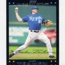 2007 Topps Pepsi Baseball #P153 Mark Teahen - Kansas City Royals