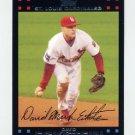 2007 Topps Pepsi Baseball #P148 David Eckstein - St. Louis Cardinals