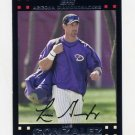 2007 Topps Pepsi Baseball #P093 Luis Gonzalez - Arizona Diamondbacks