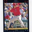 2007 Topps Pepsi Baseball #P065 Jared Weaver - Los Angeles Angels