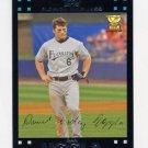 2007 Topps Pepsi Baseball #P056 Dan Uggla - Florida Marlins