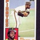 1984 Topps Baseball #250 Bill Madlock - Pittsburgh Pirates