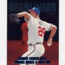 1997 Fleer Baseball Headliners #19 John Smoltz - Atlanta Braves
